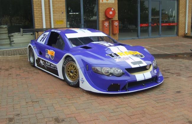 Ford Falcon Race Car