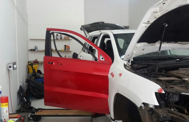 Jeep Grand Cherokee Full Wrap