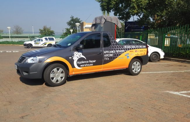 Corporate Vehicle Branding